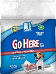 OUT! hygienické podložky 30ks biela 56