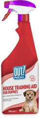 OUT! nácvik hygieny 500ml