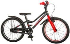 "Volare Blaster Detský bicykel 18"" - Black Red - Prime Collection"