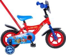"Volare Paw Patrol Detský bicykel 10"" - Red / Blue"