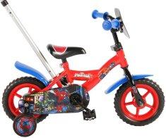 "Volare Spider-Man Detský bicykel 10"" - Red / Blue"