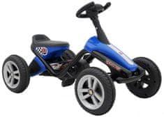 Volare Mini motokára - modrá