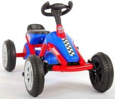Volare Motokára Paw Patrol - Mini – Červeno-Modrá