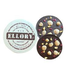 Ellory Dřevěná dýha s čokoládou