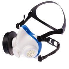 Syscae Profesionální ochranná polomaska se zvukovodem a filtrem