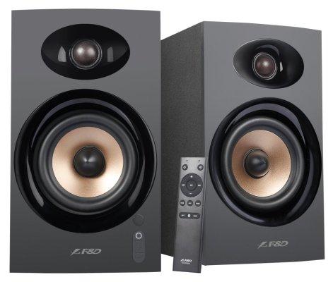 wysokiej jakości głośniki gamingowe stereo fenda fd r23bt Bluetooth wejście aux in wejście optyczne pilot zdalnego sterowania złącze usb moc 40 w