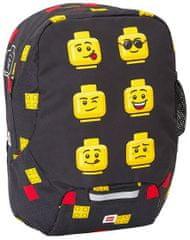 LEGO Faces Black - Trolley nahrbtnik