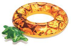 shumee Nafukovacie koleso ananás - 116 cm