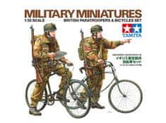 Tamiya British Paratroopers & Bicycles 1/35