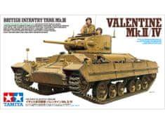 Tamiya Valentine Mk. II/IV 1/35