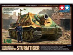 Tamiya Sturmtiger 1/48
