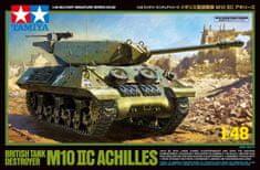 Tamiya British Tank Destroyer M10 IIC Achilles 1/48