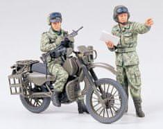 Tamiya Motorcycle Reconnaissance Set Japan 1/35