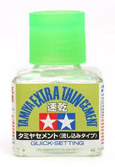 Tamiya Lepidlo Extra Thin Cement Quick-Set