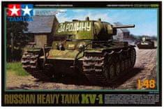 Tamiya Russian KV-1 1/48