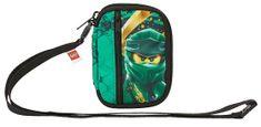LEGO Ninjago Green – potovalna denarnica