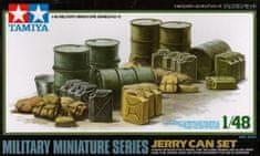 Tamiya Jerry Cans Set 1/48