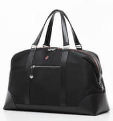 KRIMCODE Cestovní taška KRIMCODE Business Attire 19 - černá