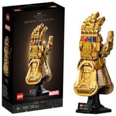 LEGO Marvel Avengers 76191 Rokavica neskončnosti