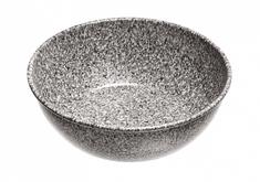 ALB FORMING Collection Stone česká miska jídelní, antiadhez PTFE, design kámen sivá