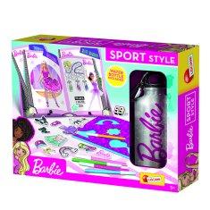 Barbie set za risanje s priloženim bidonom