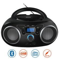 Manta BBX006 radio FM, CD, MP3, USB, Bluetooth 5.0
