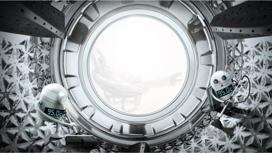 SterilTub za brezhibno čistočo stroja