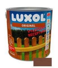 LUXOL  Originál orech 0021 2,5L - tenkovrstvá lazúra