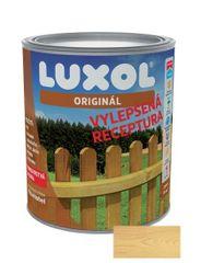 LUXOL  Originál bezfarebný 0000 0,75L - tenkovrstvá lazúra