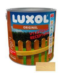LUXOL  Originál bezfarebný 0000 2,5L - tenkovrstvá lazúra