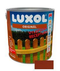 LUXOL  Originál mahagón 0080 2,5L - tenkovrstvá lazúra