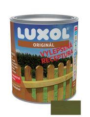 LUXOL  Originál jedľová zeleň 0051 0,75L - tenkovrstvá lazúra