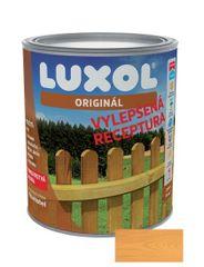 LUXOL  Originál pínia 0060 0,75L - tenkovrstvá lazúra