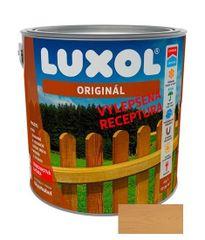 LUXOL  Originál lipa 0063 2,5L - tenkovrstvá lazúra