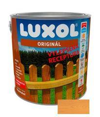 LUXOL  Originál oregonská pínia 0065 2,5L - tenkovrstvá lazúra