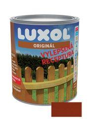LUXOL  Originál mahagón 0080 0,75L - tenkovrstvá lazúra