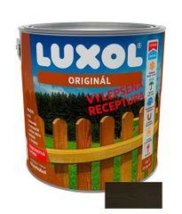 LUXOL  Originál eben 0099 2,5L - tenkovrstvá lazúra
