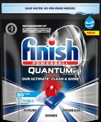 Finish Quantum Ultimate kapsule za pomivalni stroj , 60 kosov