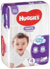 Huggies Pants 4 Jumbo (9-14 kg) 36 ks