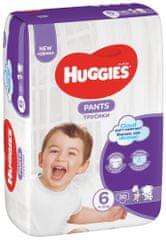 Huggies Pants Jumbo 6 (15-25 kg) 30 ks
