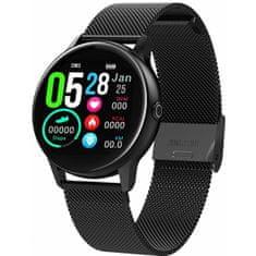 Wotchi Smartwatch DT88 Pro - Black Stainless