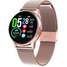 Wotchi Smartwatch W35GST - Gold Stainless