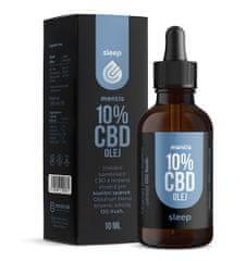 Mentis SLEEP 10% CBD olej