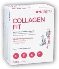 NUTRISTAR Collagen Fit s kyselinou hyaluronovou