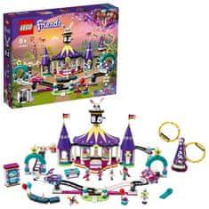 LEGO Friends 41685 Magiczne wesołe miasteczko z kolejką