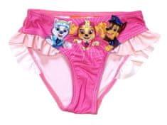 Nickelodeon Dívčí plavkové kalhotky Tlapková patrola
