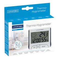 Lanaform Thermo-Hygrometer digitálny teplo-vlhkomer