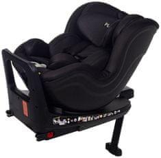 Play Autosedačka 360 i-Size, 40 - 105 cm - Bamm-Bamm (Black)