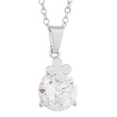 DARKA Náhrdelník Krystal NAHBI0036 Bižuterie
