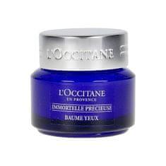 LOccitane En Provenc Očný balzam Immortelle Precieuse (Baume Yeux) 15 ml